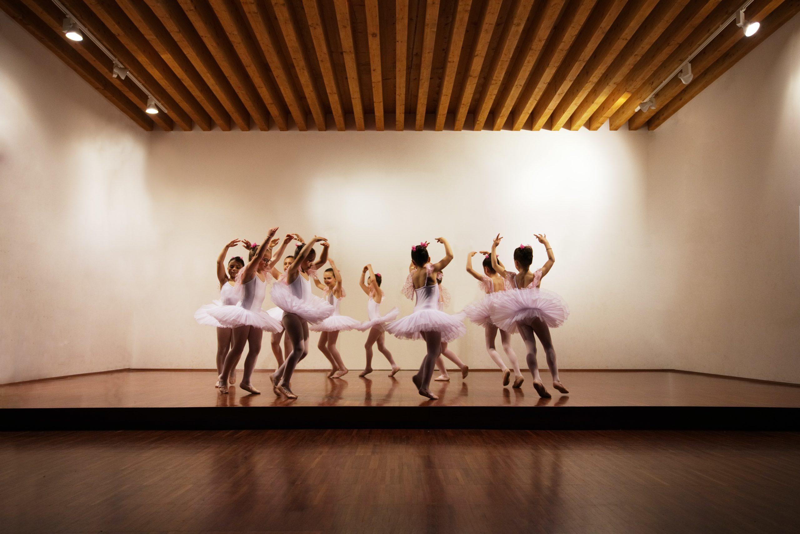 Danse classique & souplesse