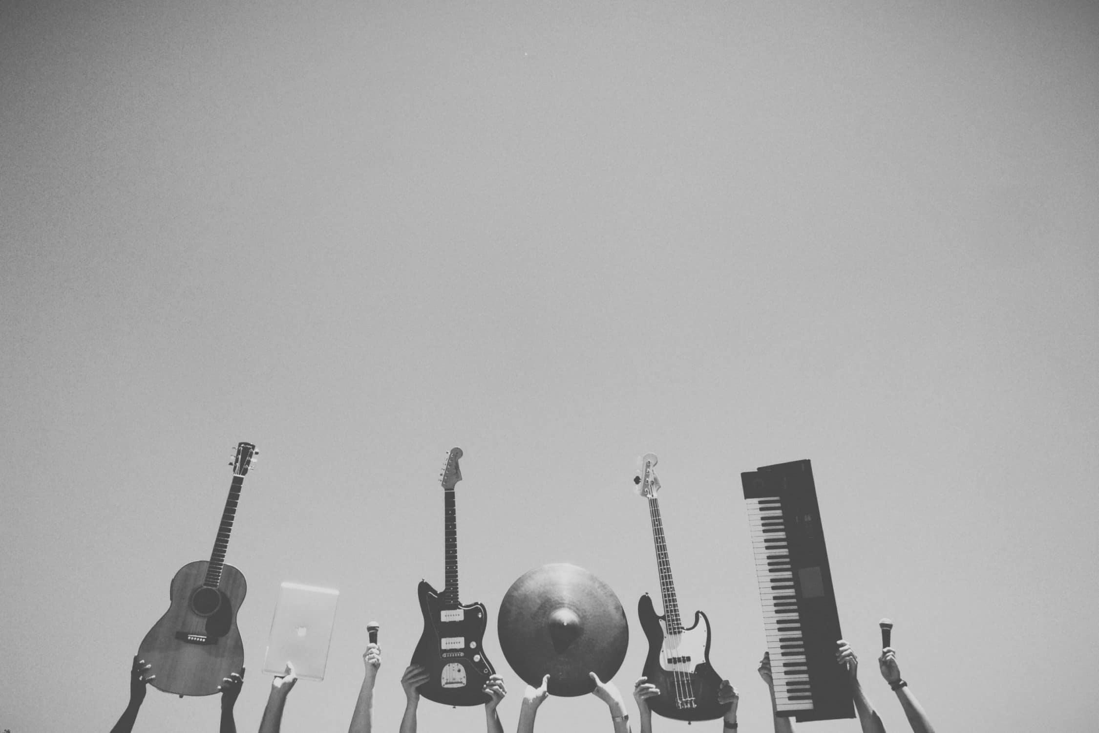 Cours d'instrument pour adultes