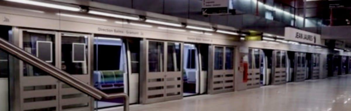 La 3ème ligne de métro